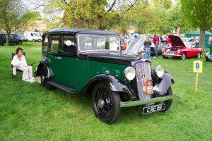 Austin 12-4 Ascot  – CAE 191