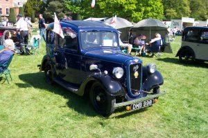 Austin 7 Ruby  – DMB 998