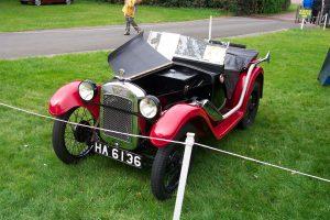 Austin 7 Ulster Replica  – HA 6136