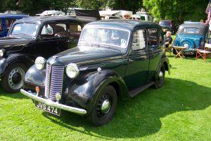 Austin 8 Car  – JVS 474