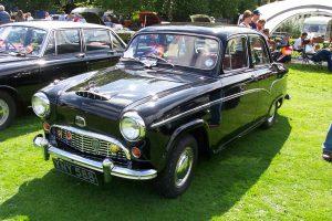 Austin A50 Cambridge  – XNY 588