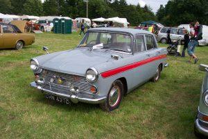 Austin A60 Cambridge  – DHW 437 C