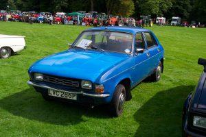 Austin Allegro  – LVC 286 P
