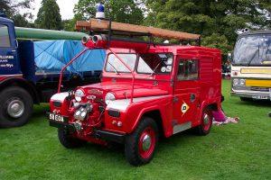Austin Gipsy Fire  – 511 EOA
