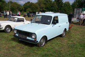 Bedford HA Van  – DOG 97 K