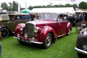 Bentley R Type  – NXL 222