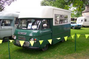 Commer PB Camper Van  – KKG 248 E