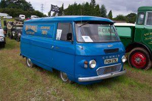 Commer PBCN Van  – PGN 271 L
