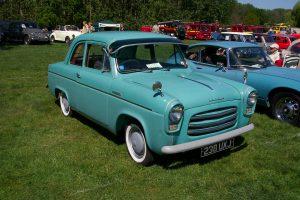 Ford Anglia 100E  – 238 UXJ