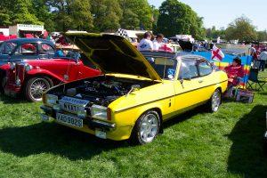Ford Capri Mk2 3.0 Ghia  – VAD 982 S