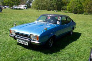 Ford Capri Mk2  – GHA 898 N