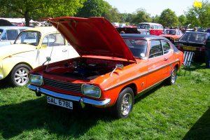 Ford Capri Mk2  – SAL 678 L