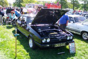 Ford Capri Mk3  – D 63 DUE