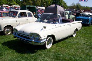 Ford Consul Capri Convertible  – ALC 253 A