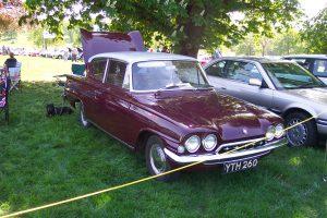 Ford Consul Classic  – YTH 260