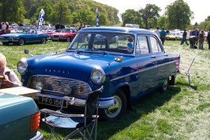 Ford Consul Mk2  – PFO 156