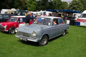 Ford Cortina Mk1  – 981 VFK