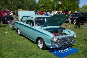 Ford Cortina Mk1  – ETL 141 D