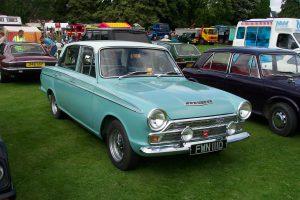 Ford Cortina Mk1  – FWN 111 D
