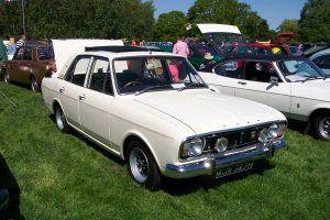 Ford Cortina Mk2 1600E  – AJW 927 H