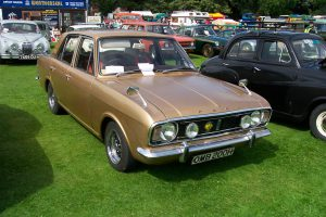 Ford Cortina Mk2 1600E  – OMB 200 H
