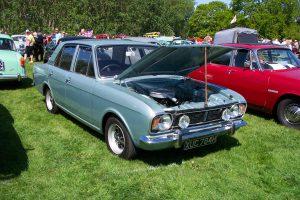 Ford Cortina Mk2 1600E  – XUC 784 H
