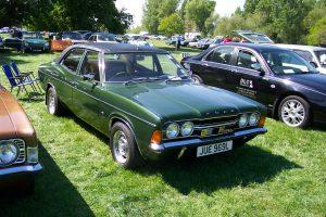 Ford Cortina Mk3 2000 GXL  – JUE 969 L