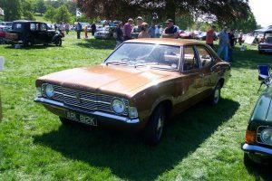 Ford Cortina Mk3  – ARL 812 K