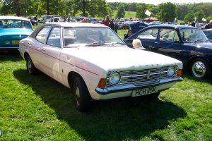 Ford Cortina Mk3  – HCH 115 K