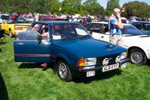 Ford Cortina Mk4  – ALB 471 Y