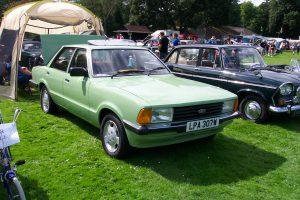 Ford Cortina Mk4  – LPA 307 W
