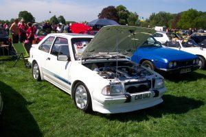 Ford Escort Mk3 RS Turbo Series 1  – C 110 UAJ