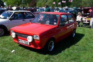 Ford Fiesta Mk1  – MYO 751 X