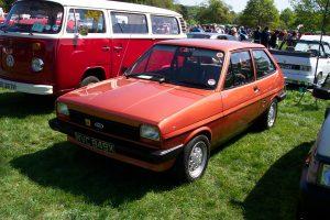 Ford Fiesta Mk1  – WVC 849 X