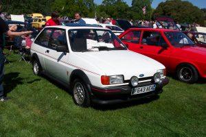 Ford Fiesta Mk2 XR2  – F 643 AEA