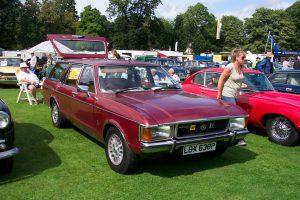 Ford Granada Mk1 Estate  – LBX 638 P