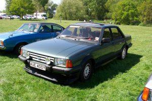 Ford Granada Mk2  – AUE 400 Y