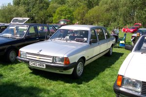 Ford Granada Mk2 Coleman Milne Limousine  – C 140 HRN
