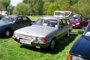 Ford Granada Mk2 Estate  – B 398 SJT