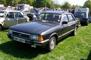 Ford Granada Mk2 Ghia  – HNF 382 Y