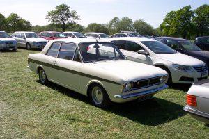 Ford Lotus Cortina Mk2  – XLR 434 G