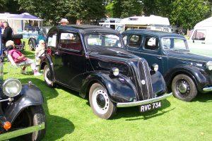 Ford Popular 103E  – RVC 734