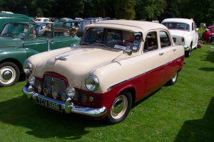 Ford Zephyr Mk1  – TCV 586