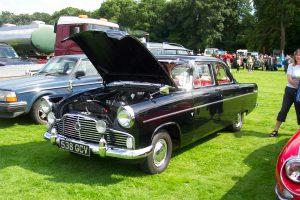 Ford Zodiac Mk2  – 538 GCV