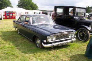 Ford Zodiac Mk3  – BNE 155 B