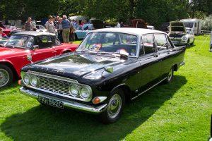 Ford Zodiac Mk3  – FKH 892 C
