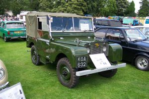 Land Rover Series 1 80  – KOA 632