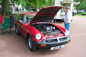 MGB GT  – RFK 11 W