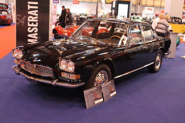Maserati Quattroporte Mk1 Series II - 1968 | My Classic Cars