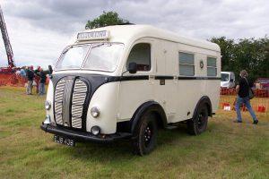Morris Commercial Ambulance  – EJB 438